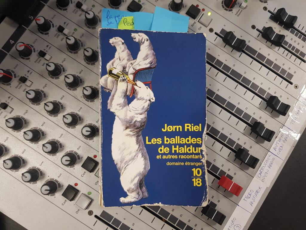 Jorn Riel Les Ballades De Haldur