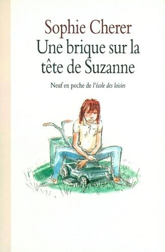 Une brique sur la tête de Suzanne de Sophie Cherer